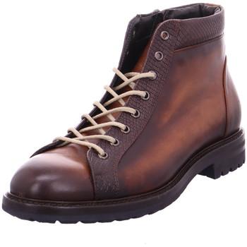 Schuhe Herren Boots Giorgio - 12706 braun