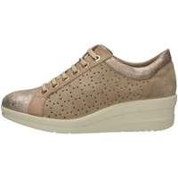 Schuhe Damen Sneaker Low Imac 106430 D BEIGE