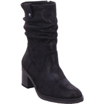Schuhe Damen Klassische Stiefel S.Oliver Woms Boots BLACK