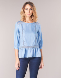 Kleidung Damen Tops / Blusen Betty London KOCLE Blau