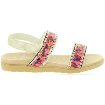 Schuhe Mädchen Sandalen / Sandaletten Destroy K115701 Blanco