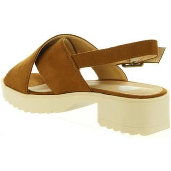 Schuhe Mädchen Sandalen / Sandaletten Destroy K115745 Marrón