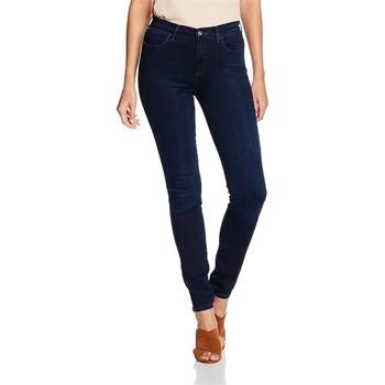 Kleidung Damen Röhrenjeans Wrangler ® High Skinny 27HBV78Z blau