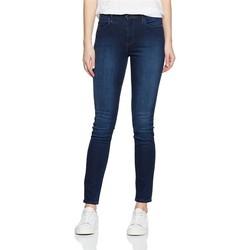 Kleidung Damen Röhrenjeans Wrangler ® High Skinny Subtle Blue 27HX786N niebieski