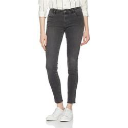 Kleidung Damen Röhrenjeans Wrangler ® Skinny Ash 28KLX86O grau