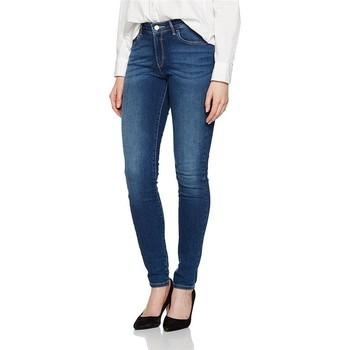 Kleidung Damen Röhrenjeans Wrangler ® Skinny Authentic Blue 28KX785U blau