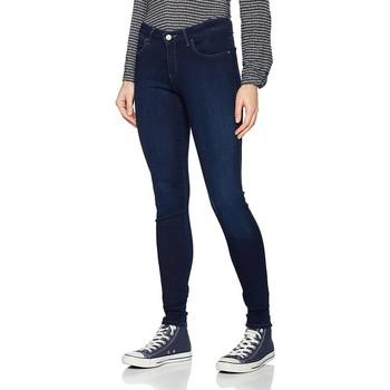 Kleidung Damen Röhrenjeans Wrangler ® Super Skinny True Beauty 29JBV94Z blau
