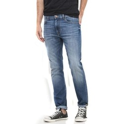 Kleidung Damen Slim Fit Jeans Lee ® Rider Urban Blue 701ACDK niebieski