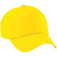 Accessoires Schirmmütze Beechfield B10 Gelb