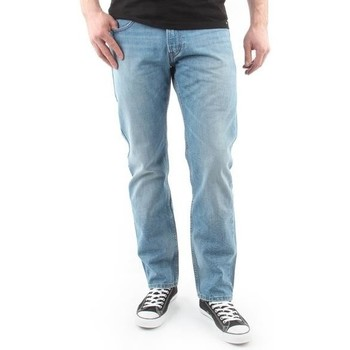 Kleidung Herren Straight Leg Jeans Lee Spodnie Męskie  Blake niebieski