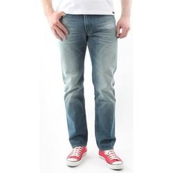 Kleidung Herren Straight Leg Jeans Lee Spodnie Męskie Blake WORN GREEN L730DAUJ niebieski