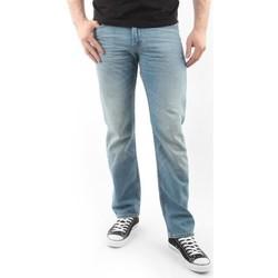 Kleidung Herren Straight Leg Jeans Lee Spodnie Męskie  Blake SUMMER WORN niebieski
