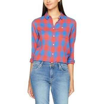 Kleidung Damen Hemden Lee Damenhemd  Ultimate Shirt L47ISISG mehrfarbig
