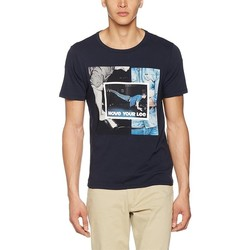 Kleidung Herren T-Shirts Producent Niezdefiniowany Lee® Photo Tee 60QEPS blau