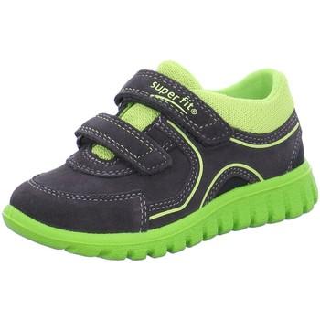 Schuhe Jungen Sneaker Low Legero Klettschuhe . 00192-48 grau