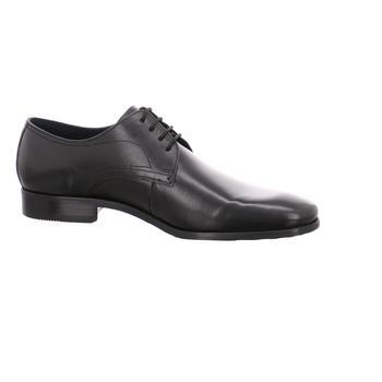 Schuhe Herren Richelieu Bugatti Business /Renato 311131011010-1000 schwarz