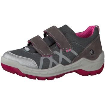 Schuhe Jungen Sneaker Low Ricosta Klettschuhe STEVE 65 6700200/452 grau