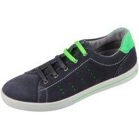 Schuhe Jungen Sneaker Low Ricosta Schnuerschuhe Rey 5924000-170 blau