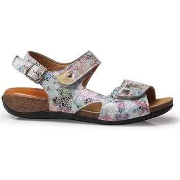 Schuhe Damen Sandalen / Sandaletten Calzamedi CEDRINA MULTICOLOR