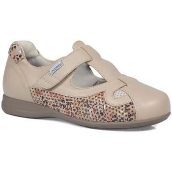 Schuhe Damen Derby-Schuhe & Richelieu Calzamedi bequem Sommer BEIGE