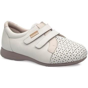Schuhe Damen Derby-Schuhe & Richelieu Calzamedi DOPPELTER KOMFORTABLER SCHUH BEIGE