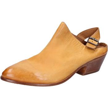 Schuhe Damen Sandalen / Sandaletten Moma BX975 gelb