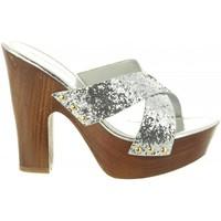 Schuhe Damen Sandalen / Sandaletten Top Way B736910-B7200 Plateado