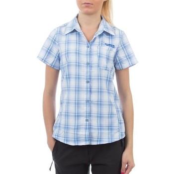 Kleidung Damen Hemden Regatta Tiro Vivid Viola RWS025-48V blau