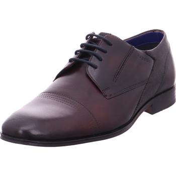 Schuhe Herren Richelieu Bugatti - 312-10118-2100-6100 braun