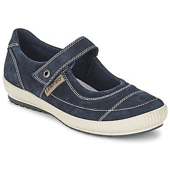 Schuhe Damen Ballerinas Legero TANARO Blau