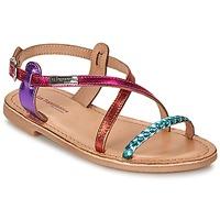 Schuhe Mädchen Sandalen / Sandaletten Les Tropéziennes par M Belarbi BALADIN Multifarben