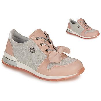 Schuhe Mädchen Sneaker Low Catimini BANJO Rose
