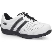 Schuhe Herren Sneaker Low Calzamedi SCHUHE  DEPORTIVO DIABÉTICO WEIß