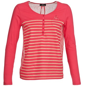 Kleidung Damen Pullover One Step CENDRARS Rot