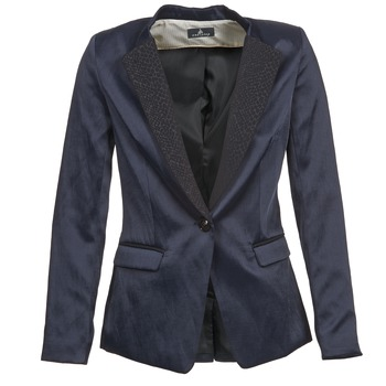 Kleidung Damen Jacken / Blazers One Step VOICE Marine