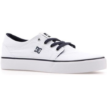 Schuhe Kinder Sneaker Low DC Shoes DC Trase TX ADBS300084-WNY weiß