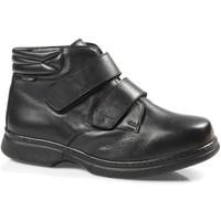 Schuhe Herren Boots Calzamedi Stiefel  GALATHEA BLACK