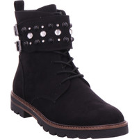 Schuhe Damen Klassische Stiefel Stiefel Da.- BLACK COMB