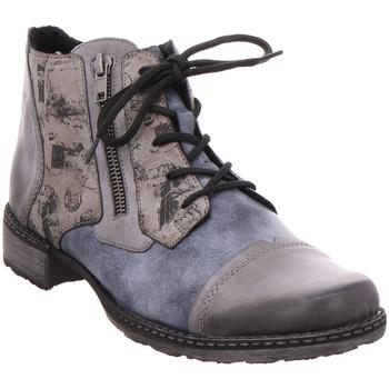 Schuhe Damen Boots Remonte Dorndorf - D4378-15 negro/ozean/cigar