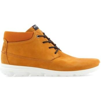 Schuhe Herren Boots Ecco Mens  Calgary 834334-59685 braun