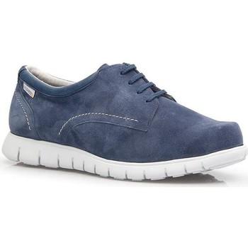 Schuhe Herren Sneaker Low Calzamedi SPORT-SOCKEN MIT SPITZEN M 2146 AZUL