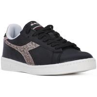 Schuhe Damen Sneaker Low Diadora GAME WN Nero