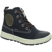 Schuhe Jungen Sneaker High Lurchi By Salamander Schnuerstiefel blau