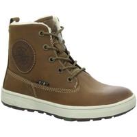 Schuhe Jungen Sneaker High Lurchi By Salamander Schnuerstiefel 33-14779-47 braun