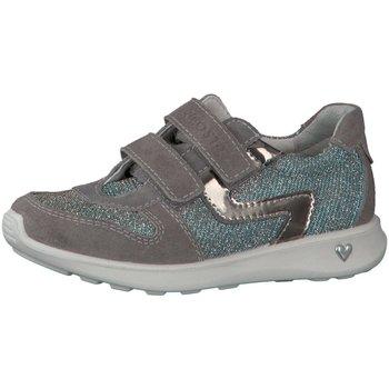Schuhe Mädchen Sneaker Low Ricosta Klettschuhe GINNI 5820800-128-ginni grau