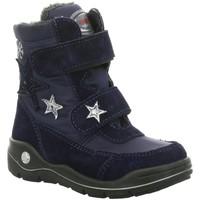 Schuhe Kinder Schneestiefel Ricosta Klettstiefel Voting HW18 70 8421600/170 blau