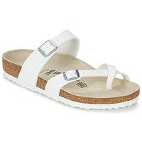 Schuhe Damen Sandalen / Sandaletten Birkenstock MAYARI Weiss