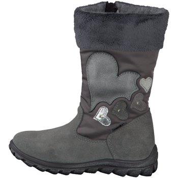 Schuhe Mädchen Schneestiefel Ricosta Winterstiefel 66 8028200/452 grau