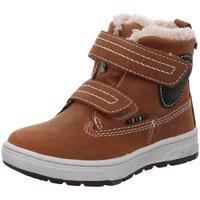 Schuhe Jungen Schneestiefel Lurchi By Salamander Klettstiefel 331350924/24 braun