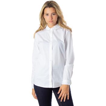 Kleidung Damen Hemden Jacqueline De Yong 15149877 Bianco